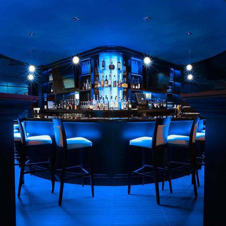 Blue-Bar