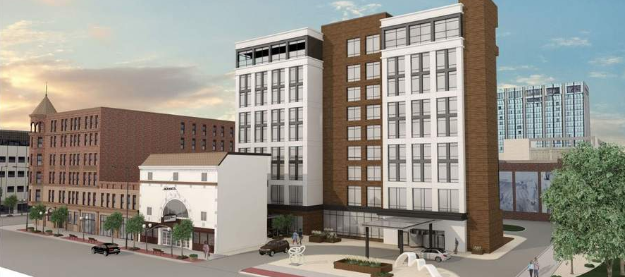 Two New Hotels and A Steakhouse Confirmed For Downtown Cedar Rapids