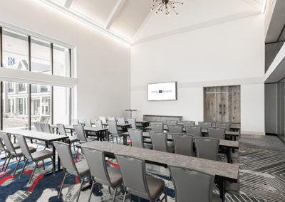 Hotel Renovo meeting space