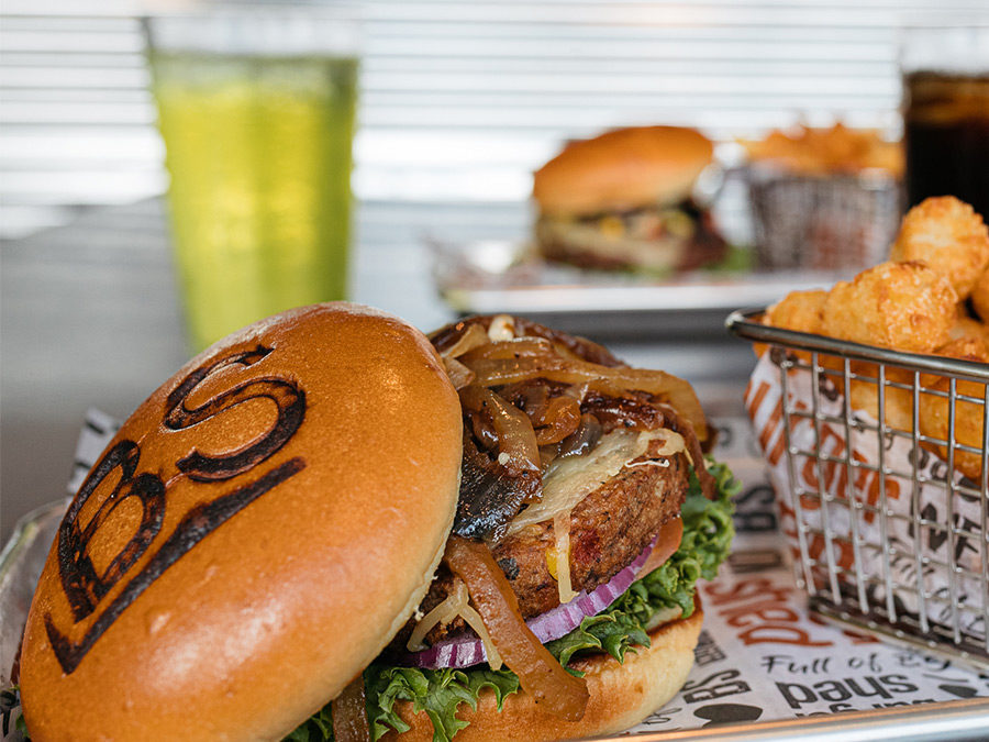 From the owners of Machine Shed, Altoona's Burger Shed features craft beer, burgers and more old favorites