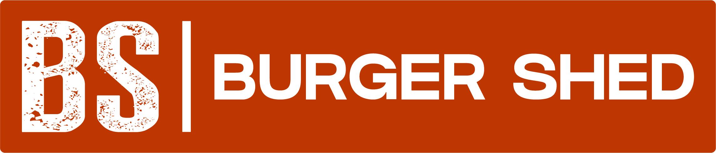Burger Shed Horizontal Logo