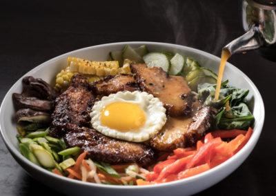 Korean Noodle Bowl