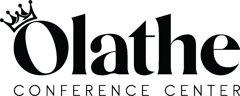 Olathe Conference Center Black logo